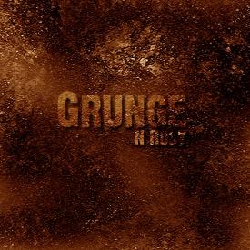 Grunge N  Rust