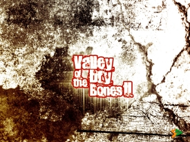 Dry  Bones II Grunge Rust