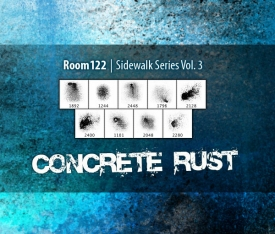 Concrete  Rust