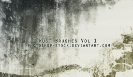 Rust  Brushes
