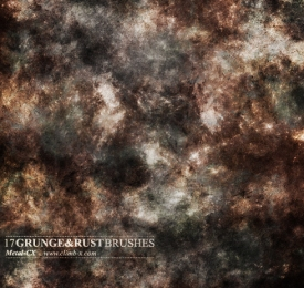 Grunge  'n Rust 2nd Edition