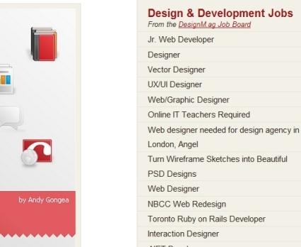 Job Listings on the Vandelay Design Blog