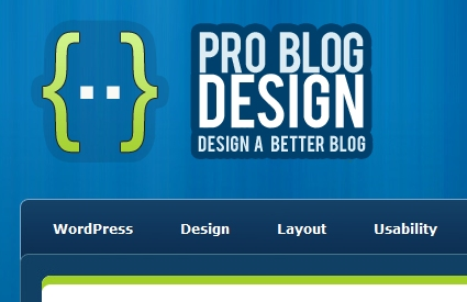 Pro Blog Design