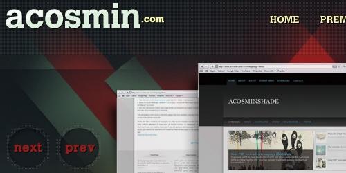 Acosmin