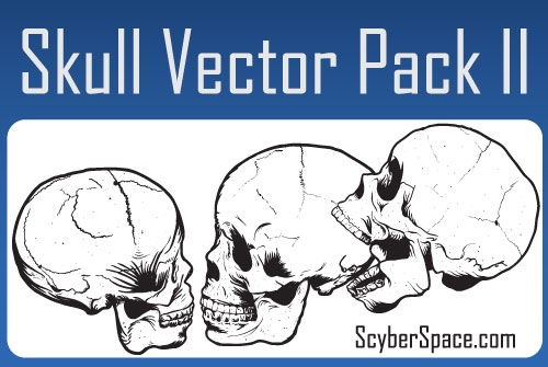 Skull Vector Pack II