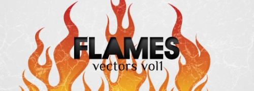 Flames Vectors