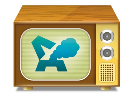 Create a Vintage TV Set Icon in Illustrator