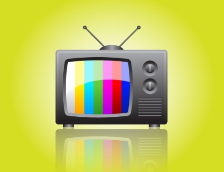 How to Create a Television Icon