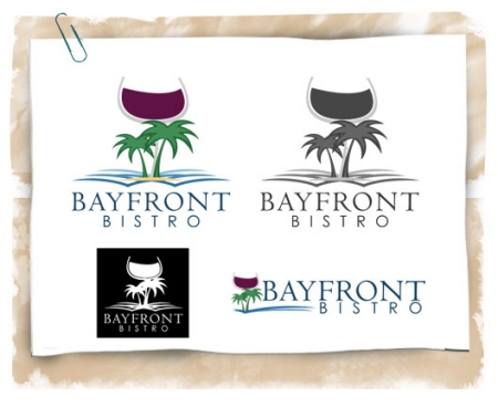 Logo Design Case Study - Bayfront Bistro