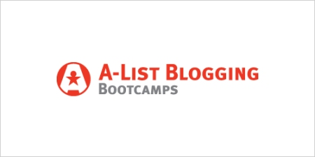 A-List Blogging Bootcamps Identity Design