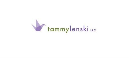 Tammy Lenski Brand Identity Design