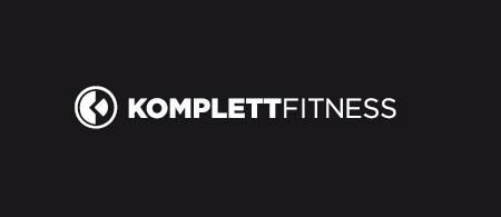 Komplett Fitness Brand Identity Design