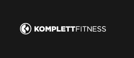 Komplett Fitness Brand Identity Design