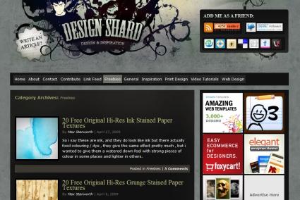 Design Shard
