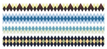 Argyle Illustrator Brushes