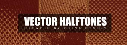 Vector Halftones