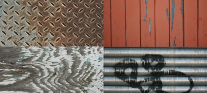 Industrial Decay Textures