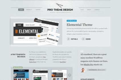 Pro Theme Design