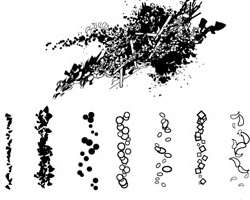 Scatter Brushes