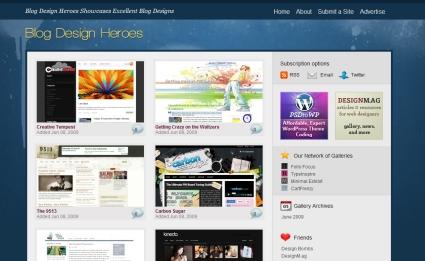 Blog Design Heroes
