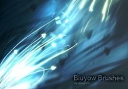 Bluyow  Brushes ২৫০টির বেশি ফটোশপের Light Effect ব্রাশ ফ্রী ডাউনলোড