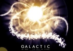 Galactic Brushes