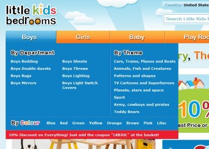 Little Kids Bedrooms