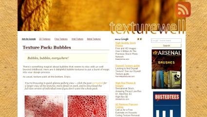 TextureWell