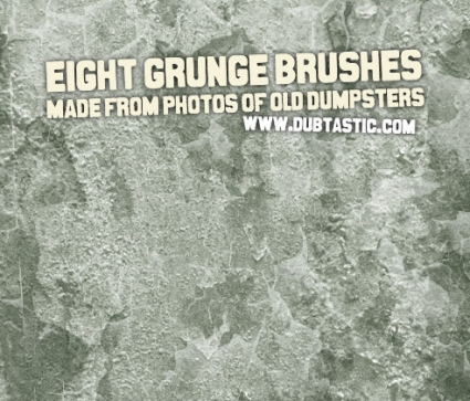 Dumpster Brushes