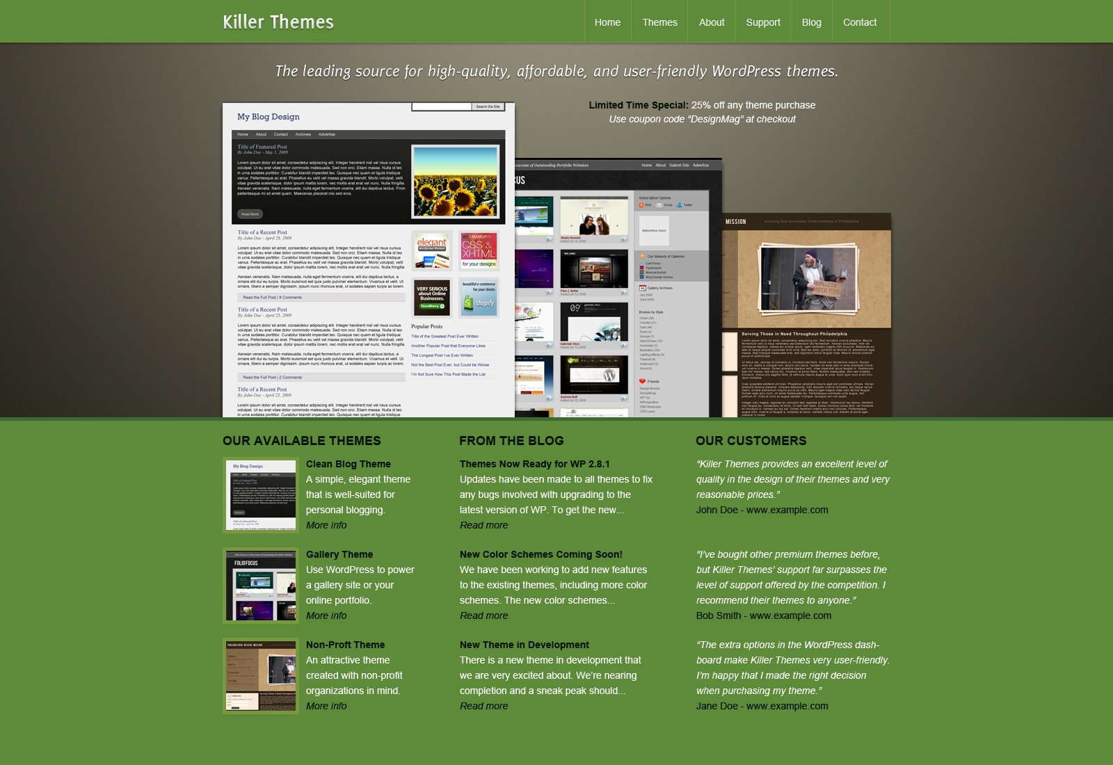 Design a premium theme marketplace layout using photoshop designm photoshop tutorial theme marketplace layout baditri Image collections