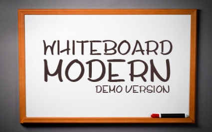 Whiteboard Modern Demo