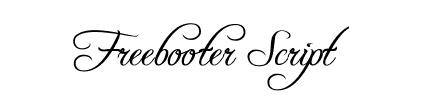 10 25 fuentes de caligrafía