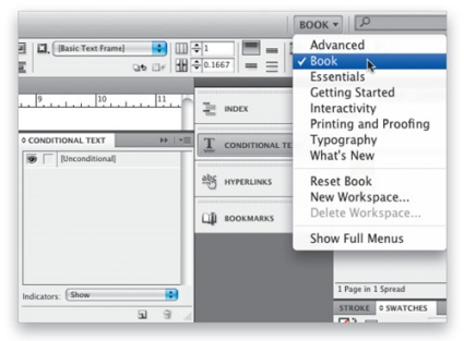 Conditional Text and InDesign CS4