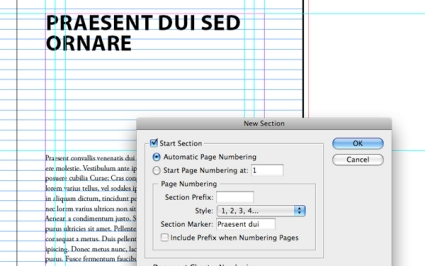 Quick Tip - Mastering Running Titles in InDesign