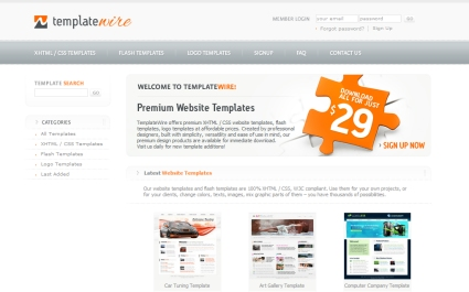TemplateWire