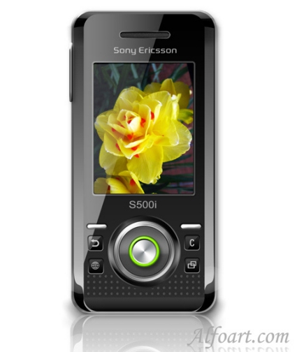 Sony Ericsson S500 Cell Phone Tutorial