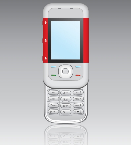 Nokia 5300 Cell Phone Interface Tutorial