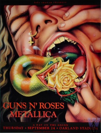 Guns n' Roses and Metallica