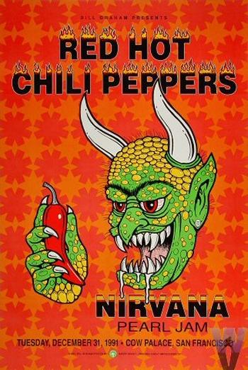 Design Inspiration: 25 Vintage Rock Posters - DesignM ag