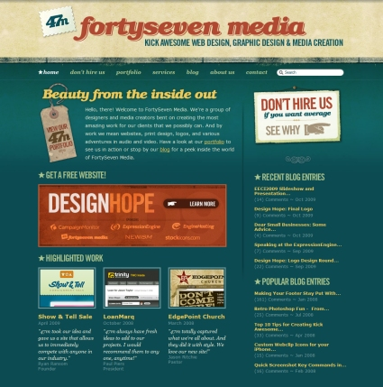 From the Portfolio of FortySeven Media
