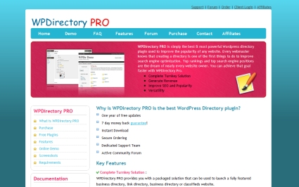 WPDirectory Pro