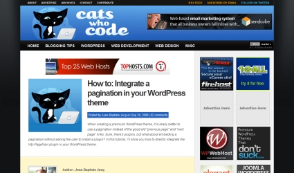 How to Integrate Pagination in Your WordPress Theme