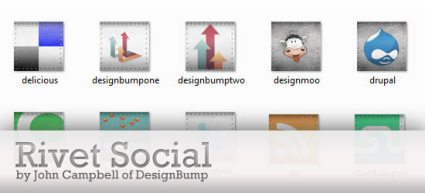 17 Cute Blogging Icon Set