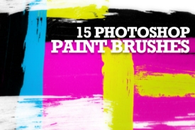 2 500+ Photoshop Brushes Untuk Membuat Realistic Paint Brush Stroke Effect