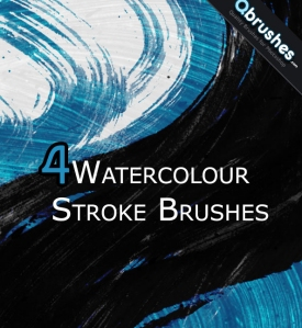 9 500+ Photoshop Brushes Untuk Membuat Realistic Paint Brush Stroke Effect