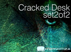 Cracked  Desk Set 2