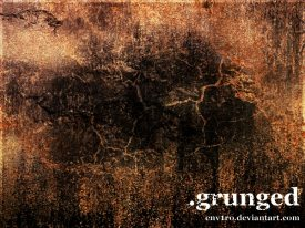 Grunged