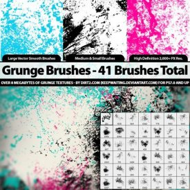 Grunge Brushes