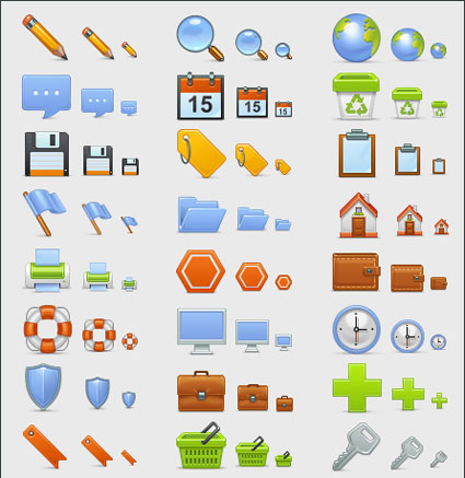 Basic Icons
