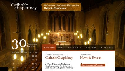Leeds Universities Catholic Chaplaincy
